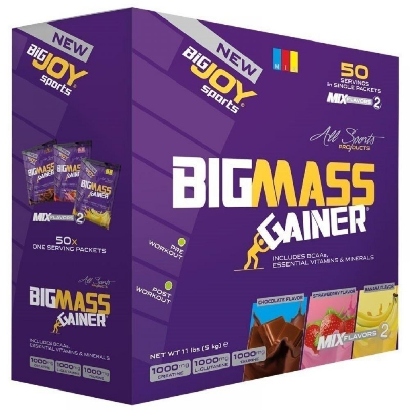 Big Joy Big Mass 5000 Gr 50 Saşe